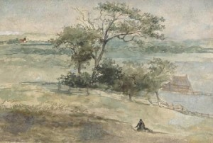 J.H.-Weissenbruch-1824-1903-Dekkersduin-aquarel-ges.-r.o.-195-x-295-cm