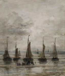 HW-Mesdag-aquarel