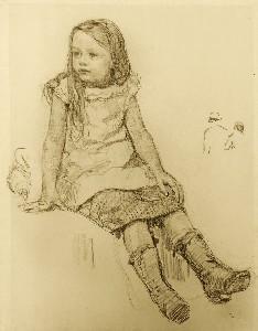 Tholen-meisje-Arntzenius-1