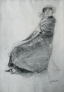 Breitner,-zittende-dame