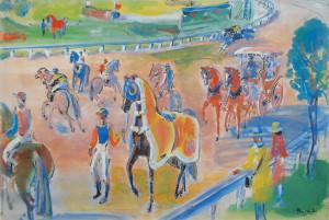 Hordijk,-Parijs-Paardenrace